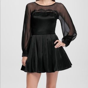 Guess by Marciano Suzie Silk Lace Dress